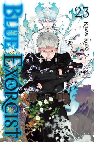 Blue Exorcist, Vol. 23 Cover Image