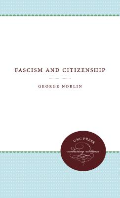 Fascism and Citizenship Cover Image