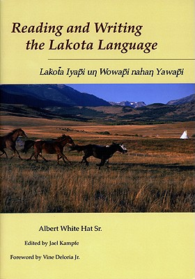 Reading and Writing Lakota Language Cover Image