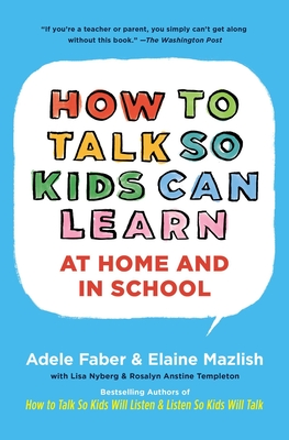 How To Talk So Kids Can Learn (The How To Talk Series) Cover Image