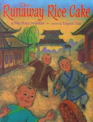 The Runaway Rice Cake Cover