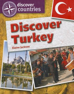Discover Turkey Cover Image