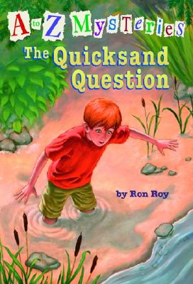 The Quicksand Question Cover