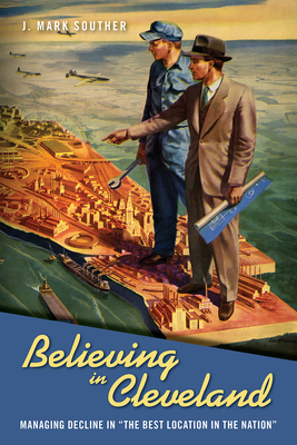 Cover for Believing in Cleveland