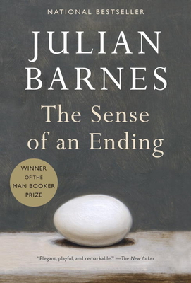 The Sense of an Ending (Vintage International) Cover Image