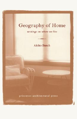 Geography of Home Cover