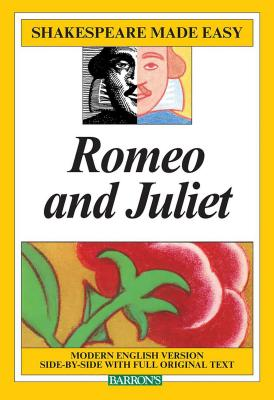 Romeo & Juliet (Shakespeare Made Easy) Cover Image