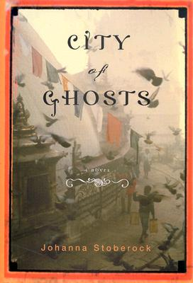 Cover for City of Ghosts