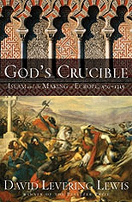 God's Crucible Cover