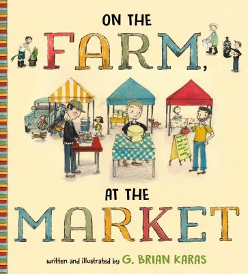 On the Farm, At the Market Cover Image