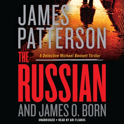 The Russian (Michael Bennett #13) Cover Image