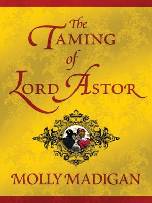 Cover for The Taming of Lord Astor