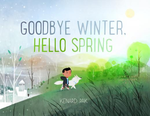 Goodbye Winter, Hello Spring Cover Image