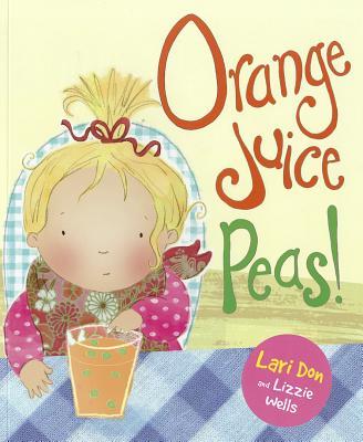 Orange Juice Peas! Cover