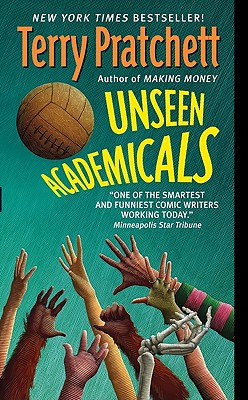 Unseen Academicals Cover Image