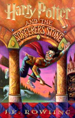 Harry Potter and the Sorcerer's Stone (Thorndike Young Adult) Cover Image