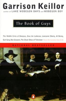 The Book of Guys: Stories Cover Image