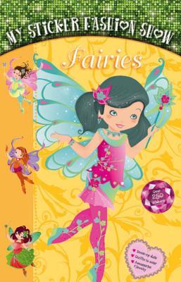 My Sticker Fashion Show: Fairies Cover Image