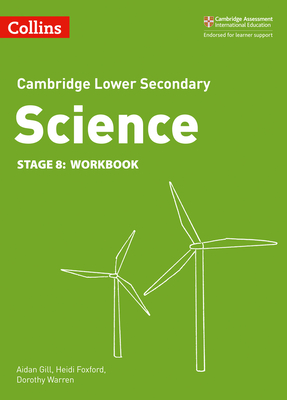 Cambridge Checkpoint Science Workbook Stage 8 (Collins Cambridge Checkpoint Science) Cover Image