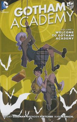Gotham Academy Vol. 1: Welcome to Gotham Academy (The New 52) Cover Image