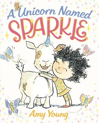 A Unicorn Named Sparkle Cover Image