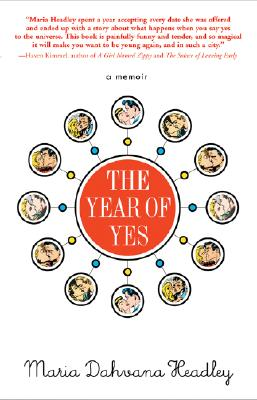 The Year of Yes Cover