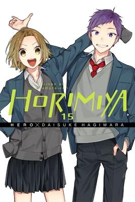 Horimiya, Vol. 15 Cover Image
