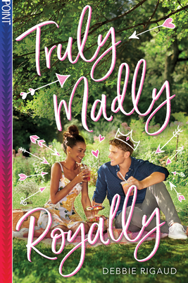 Truly Madly Royally (Point Paperbacks) Cover Image