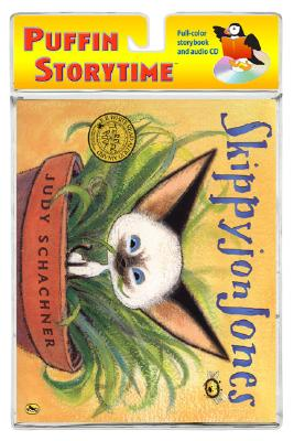 Skippyjon Jones [With CD] (Puffin Storytime) Cover Image