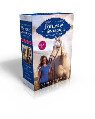 Cover for Marguerite Henry's Ponies of Chincoteague Collection Books 1-4