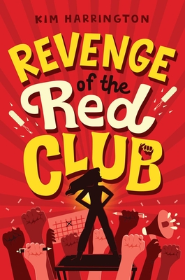 Revenge of the Red Club Cover Image