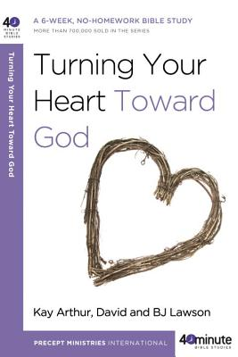 Turning Your Heart Toward God Cover