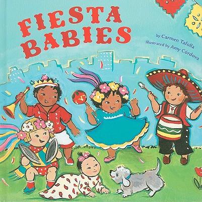Fiesta Babies Cover