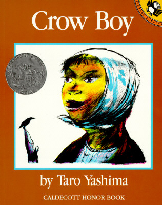 Crow Boy Cover