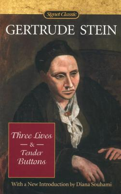 Three Lives & Tender Buttons Cover Image