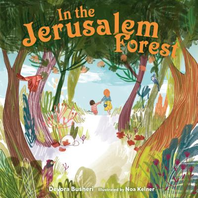 In the Jerusalem Forest Cover Image