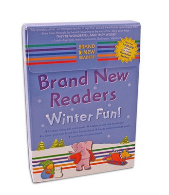 Brand New Readers Winter Fun! Box Cover