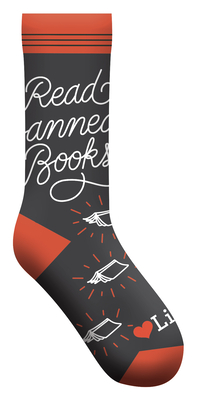 Read Banned Books Socks (Gs) Cover Image