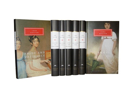 Jane Austen: Emma; Mansfield Park; Northanger Abbey; Persuasion; Pride and Prejudice; Sanditon and Other Stories; Sense and Sens Cover Image