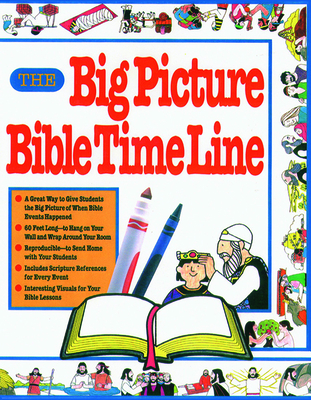 The Big Picture Bible Timeline Cover Image