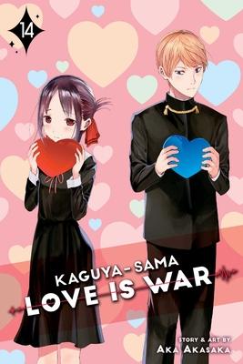 Kaguya-sama: Love Is War, Vol. 14 Cover Image