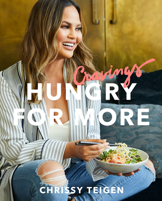 Cravings: Hungry for More: A Cookbook Cover Image