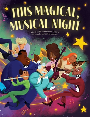 This Magical, Musical Night Cover Image