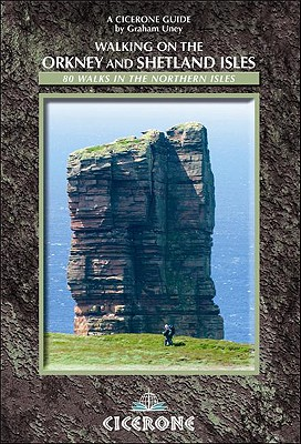 Walking on the Orkney and Shetland Isles Cover