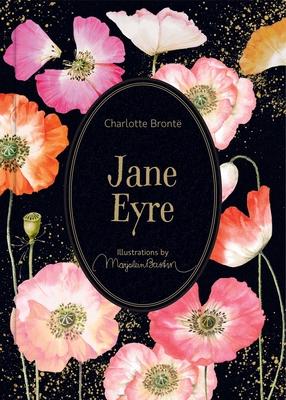 Jane Eyre: Illustrations by Marjolein Bastin (Marjolein Bastin Classics Series) Cover Image