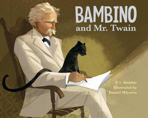 Bambino and Mr. Twain Cover
