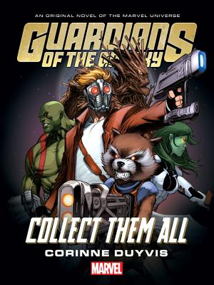 Cover for Guardians of the Galaxy