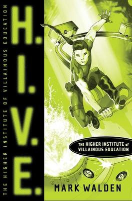 Cover for H.I.V.E.