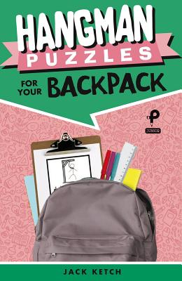 Cover for Hangman Puzzles for Your Backpack