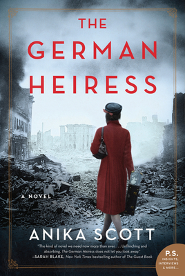 The German Heiress: A Novel Cover Image